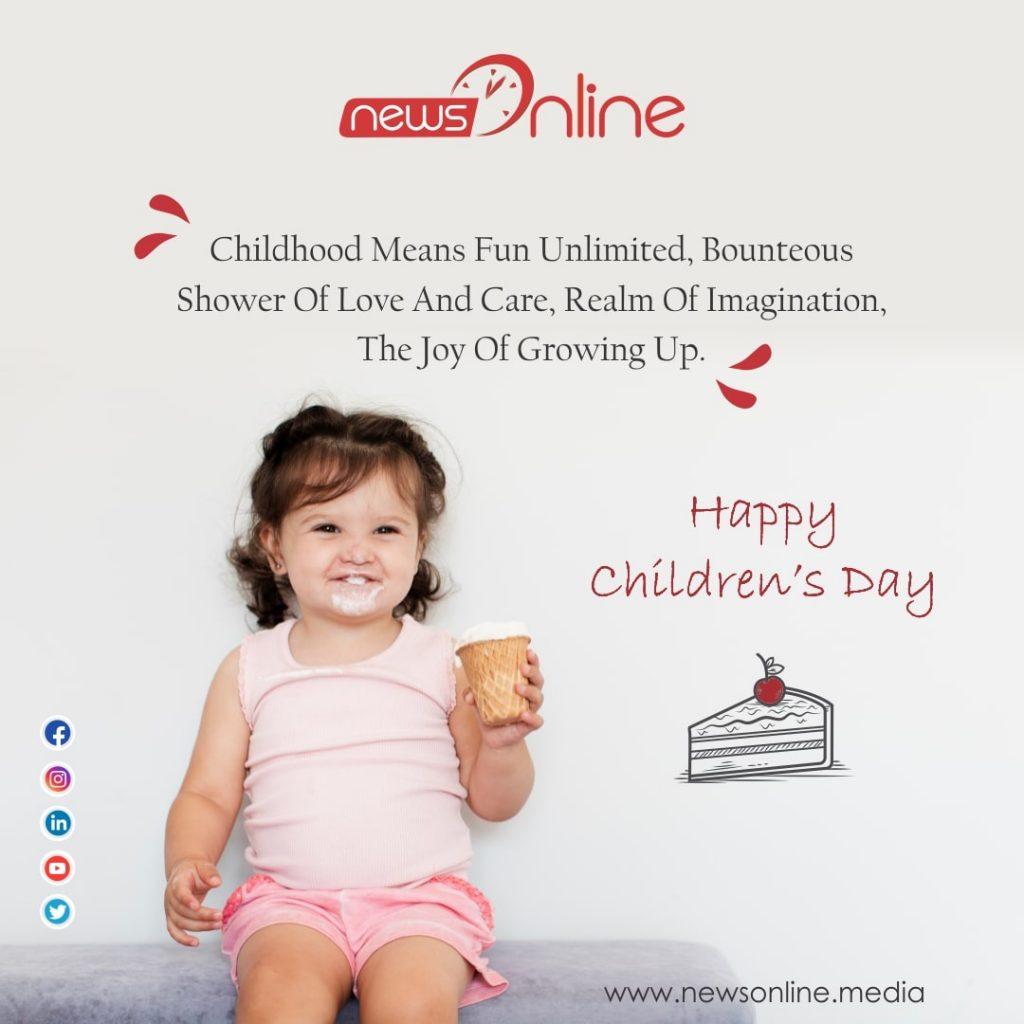 Happy Childrens Day wishes