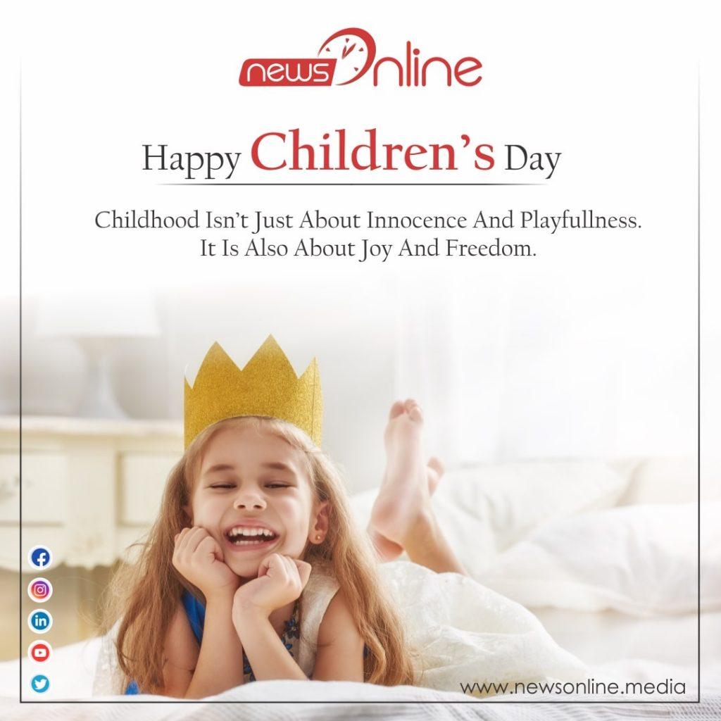 Happy Childrens Day 2020