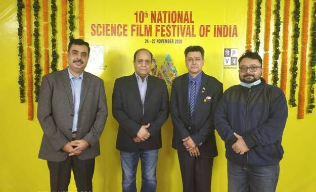 Tenth edition of National Science Film Festival kicks offin a virtual mode