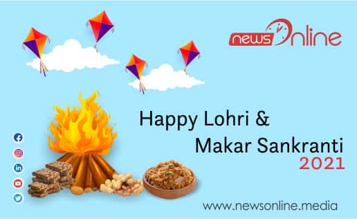 happy lohri and makar sankranti quotes Archives - News Online