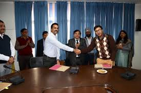 MoU signed between HP Kaushal Vikas
