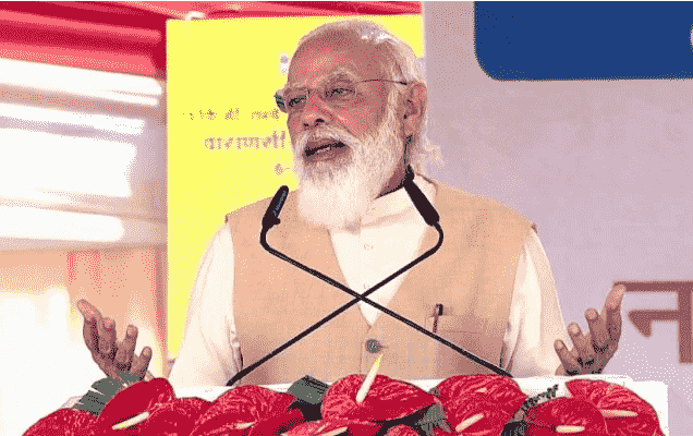 Text of PM's address at the inauguration of six-lane widening project of the Varanasi-Prayagraj section of NH-19