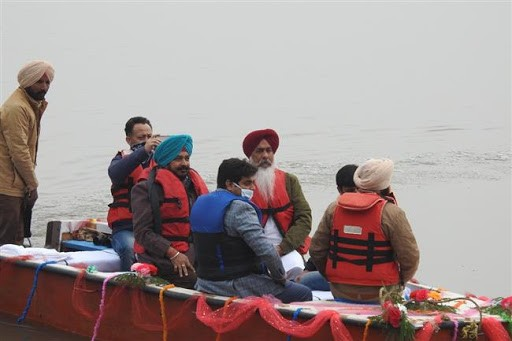 Harike Wildlife Sanctuary open for visitors again, announces Forest Minister Sadhu Singh Dharmsot