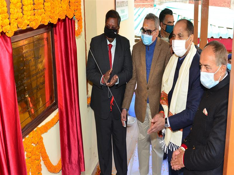 CM inaugurates Court of Civil Judge-cum-JMIC Thunag