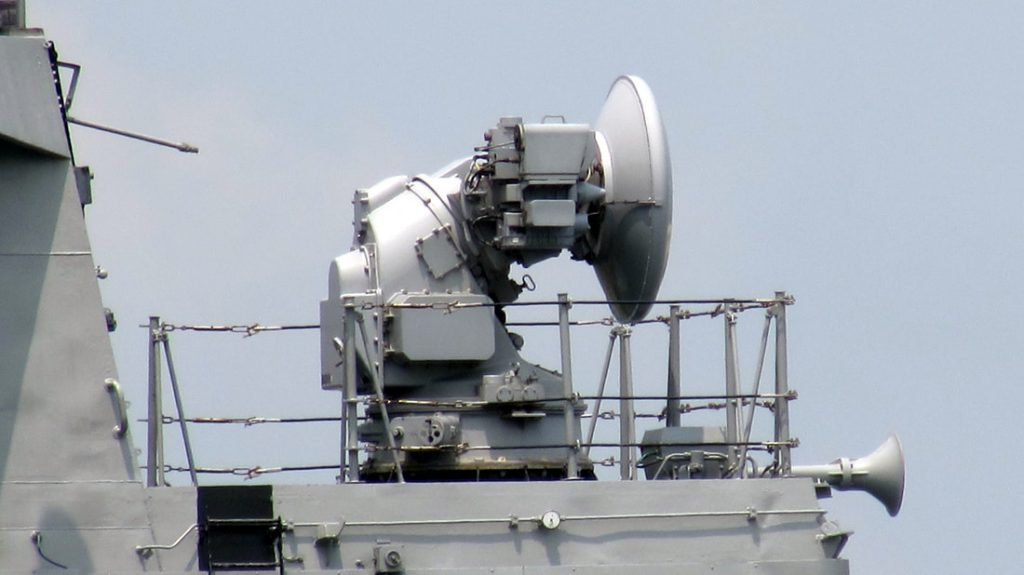 MoD signs contract with BEL to supply indigenously developed 10 Lynx U2 Fire Control systems for Indian Navy