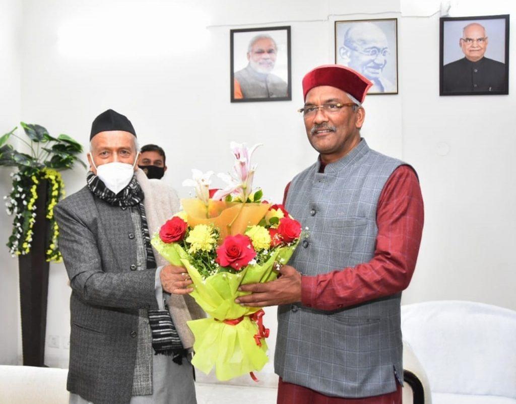 महाराष्ट्र के राज्यपाल श्री भगत