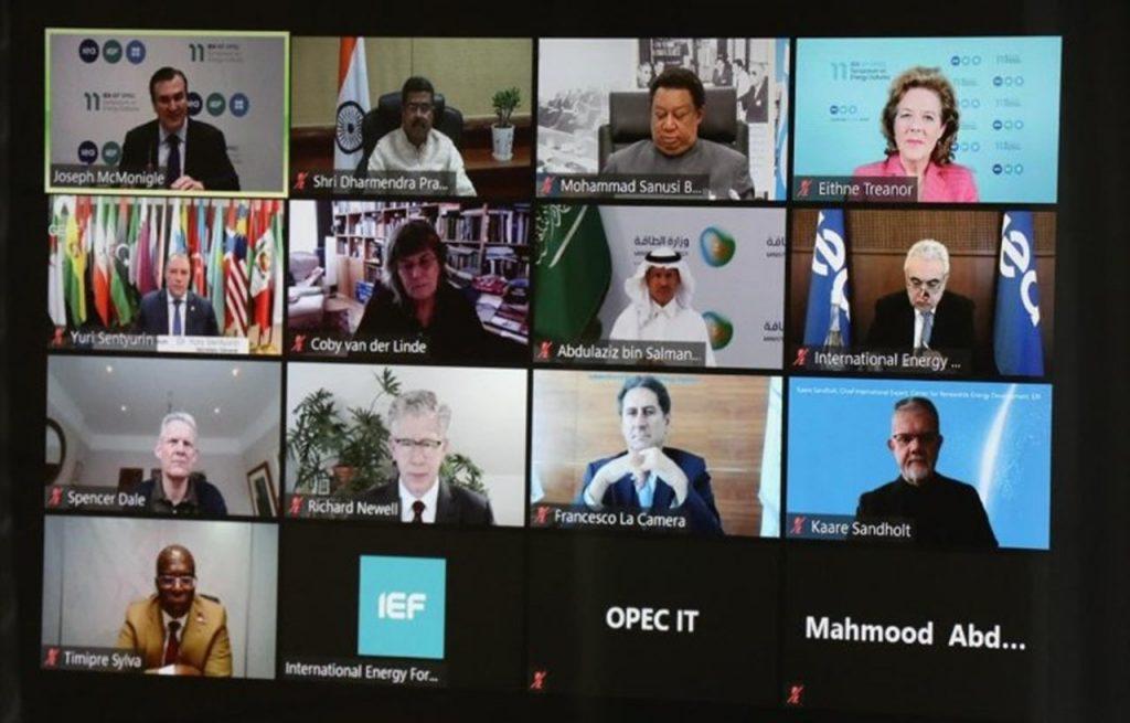 11th IEA, IEF, OPEC Symposium on Energy Outlooks held