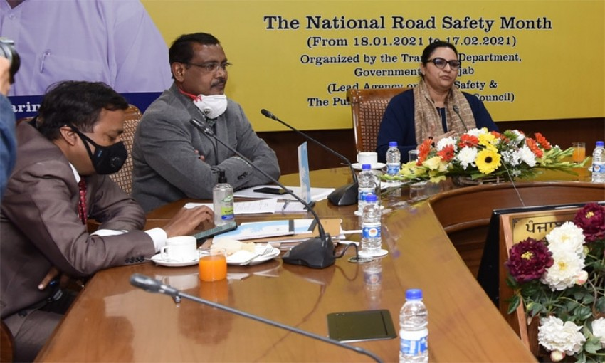 BLACK SPOT MANAGEMENT CRUCIAL TO ROAD SAFETY: RAZIA SULTANA