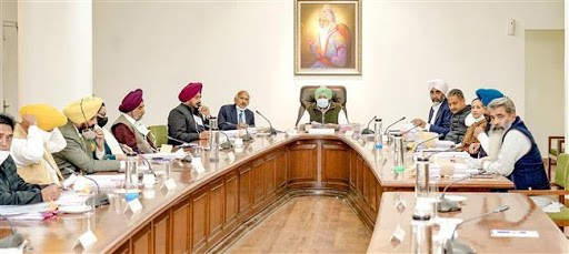 CAPT AMARINDER LEADS PUNJAB CABINET TO THANK PEOPLE FOR PEACEFUL CIVIC POLLS & ENDORSEMENT OF STATE GOVT POLICIES