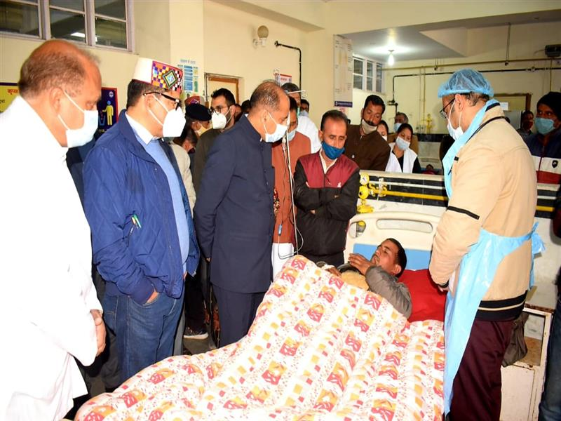CM expresses grief over death of four persons in road accident