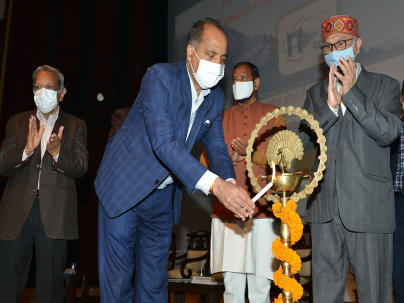 CM presides over 12th Foundation Day of IIT Mandi
