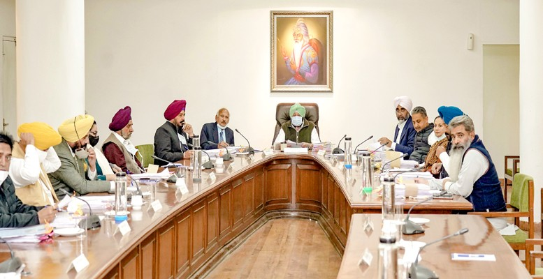 Chandigarh, February 24: The Captain Amarinder Singh led Punjab Cabinet on Wednesday approved a new EWS Policy, paving the way for construction of more than 25000 houses