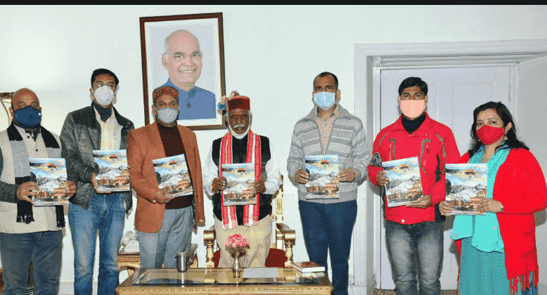 Governor releases special supplement of Him Sanchar