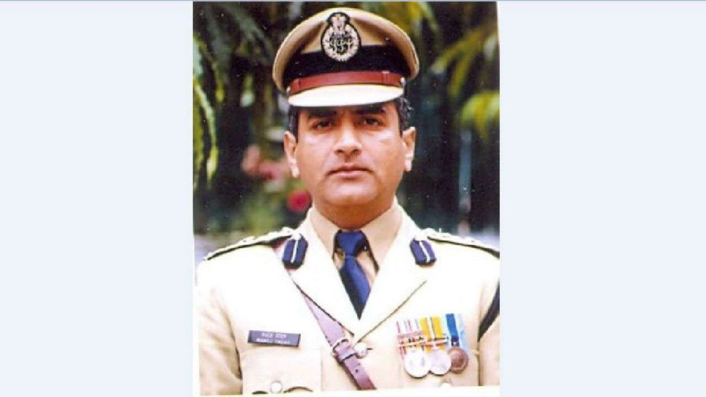 Haryana Director General of Police (DGP)