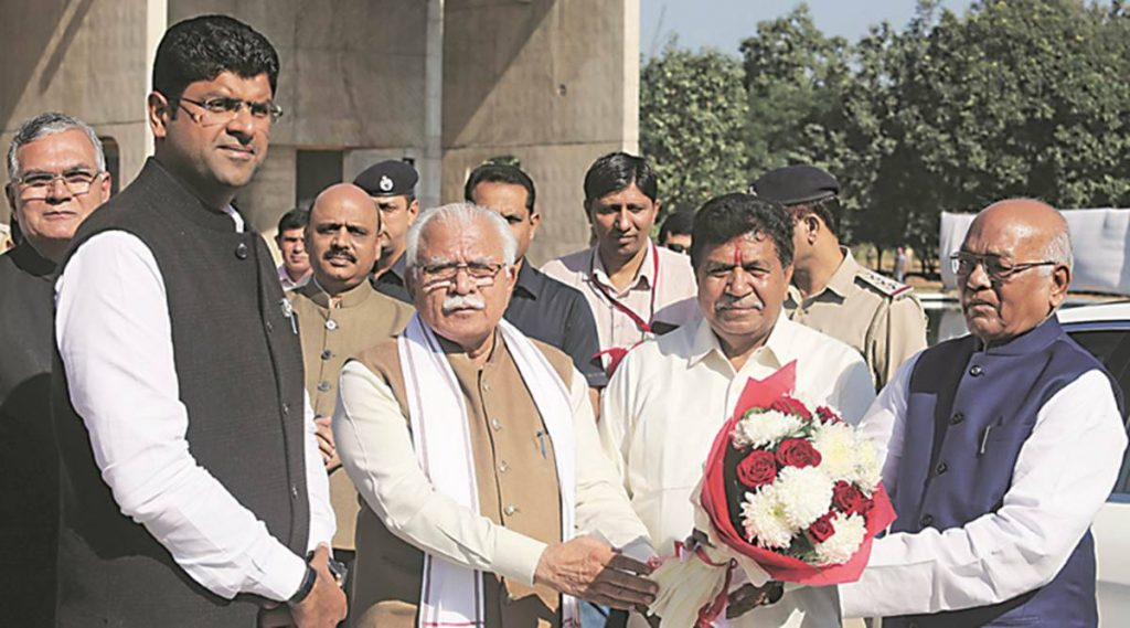 Haryana's Minister of State for Women and Child Development