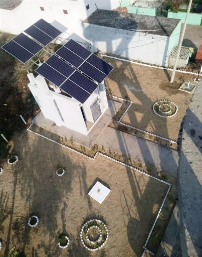 PUNJAB'S FIRST SOLAR-BASED WATER SUPPLY PROJECTS A BOON FOR JALANDHAR VILLAGES