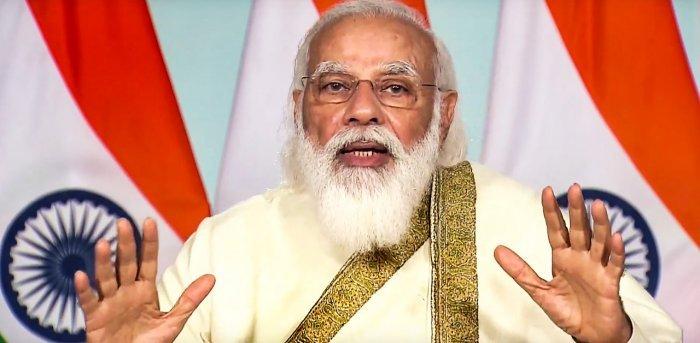 Prime Minister Shri Narendra Modi will address the Convocation of Visva-Bharati on 19th February, 2021 at 11 AM via video conferencing.