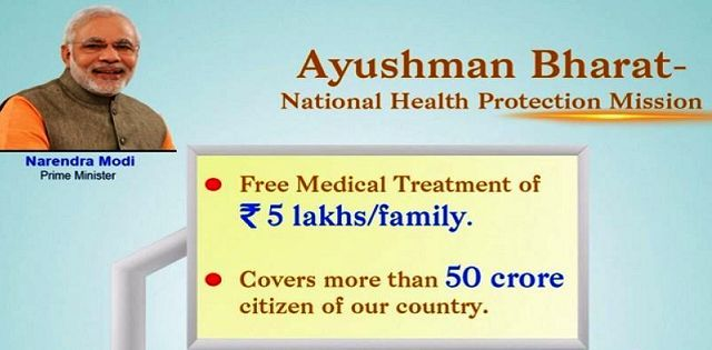 Special campaign launched for issuing Golden Card under Ayushman Bharat Yojana