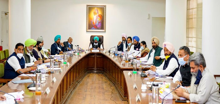 CABINET GIVES APPROVAL FOR AMENDING PUNJAB EXCISE ACT-1914