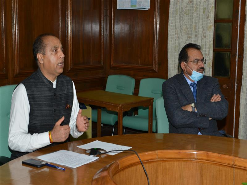 CM inaugurates Jan Aushadhi Kendra at Chail