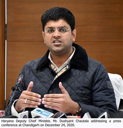 Haryana Chief Secretary, Sh. Vijai Vardhan has directed the Administrative Secretaries of all the departments