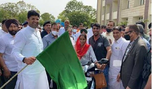 Haryana Deputy Chief Minister, Sh. Dushyant Chautala said that a booklet showcasing the success stories of women