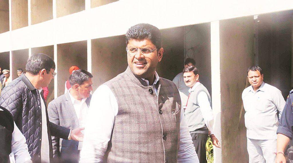 Haryana Deputy Chief Minister, Sh. Dushyant Chautala said that the work on various developmental schemes
