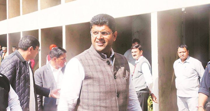 Haryana Deputy Chief Minister, Sh. Dushyant Chautala said that the work on various developmental schemes