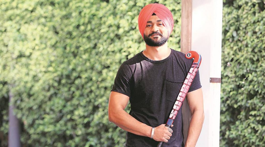 Haryana Minister of State for Sports and Youth Affairs. Sh. Sandeep Singh said that Paralympic