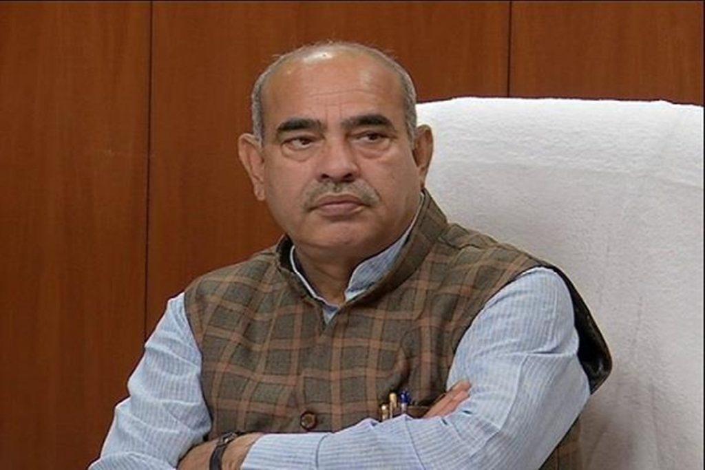 Haryana Transport Minister
