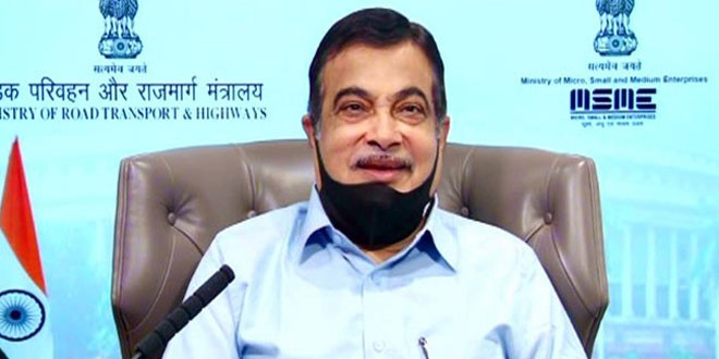 """Minister for Road Transport and Highways, Shri Nitin Gadkari Made a Suo Moto Statement on Proposed """"Vehicle Scrapping Policy"""" in the Parliament"""