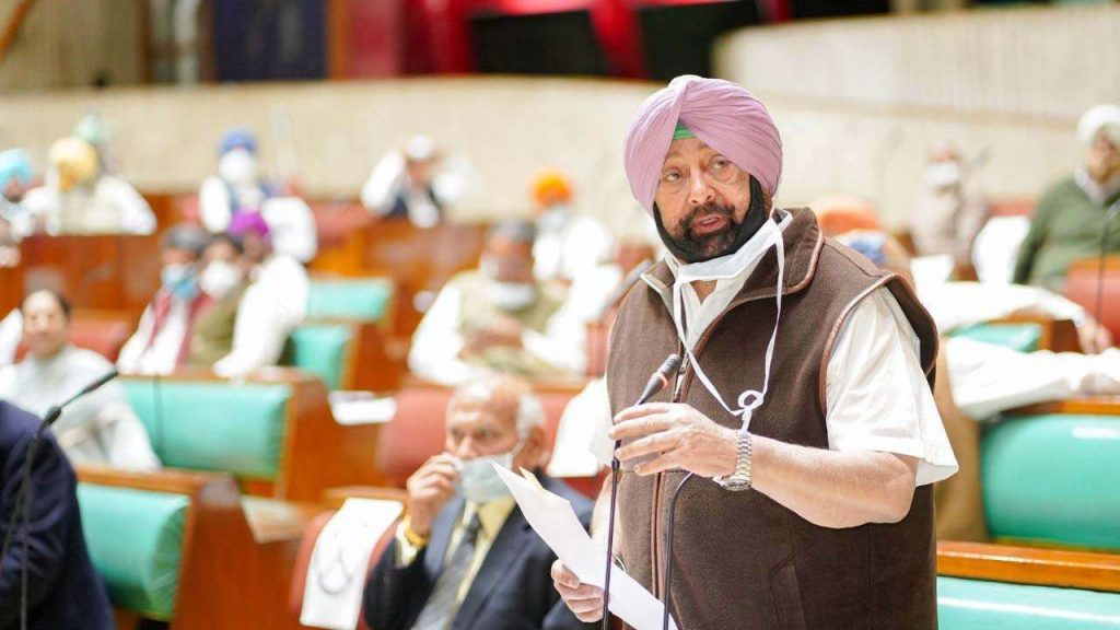 PUNJAB CM ANNOUNCES 2-HOUR EXTENSION IN NIGHT CURFEW IN 9 WORST-HIT DISTRICTS