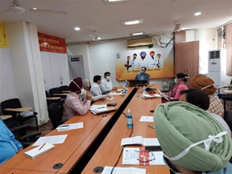 Punjab Sets record by generating 9,55,489 e-cards of beneficiaries in 24 days under AB- Sarbat Sehat Bima Yojna: Principal Secretary Health