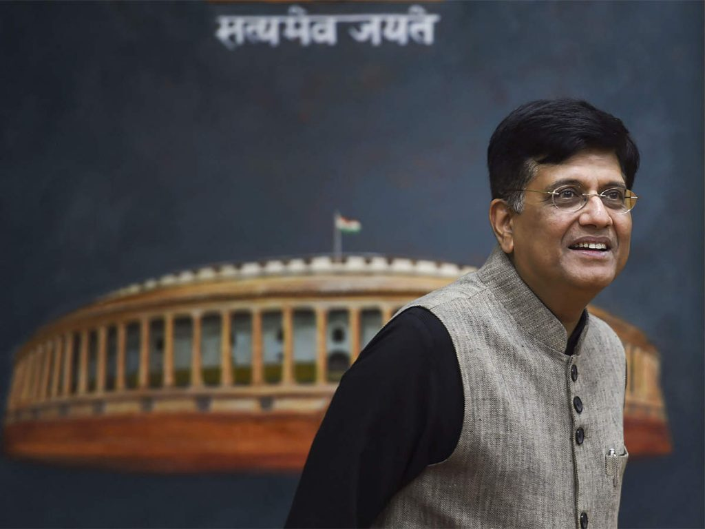 Shri Piyush Goyal says Private Equity & Venture Capitalist are our partners in the Journey of New India towards a New Horizon;