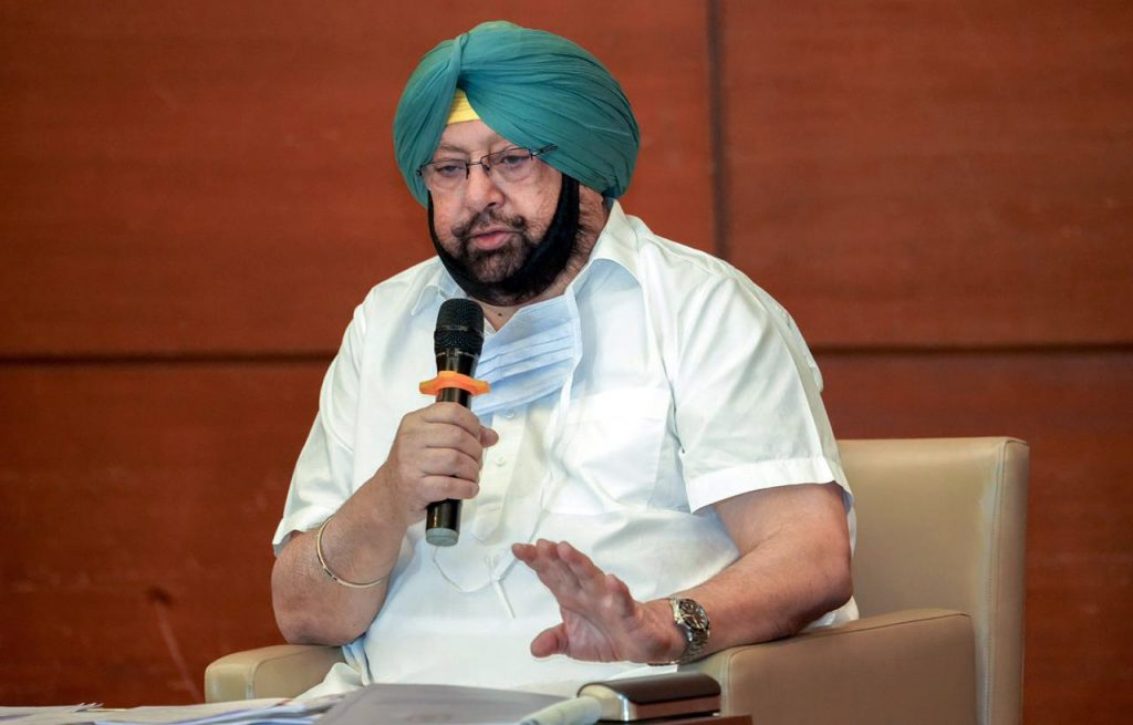 We're Totally Opposed To The Farm Laws, Will Go To Sc If President Doesn't Give Assent To Punjab Bills, Says Capt Amarinder