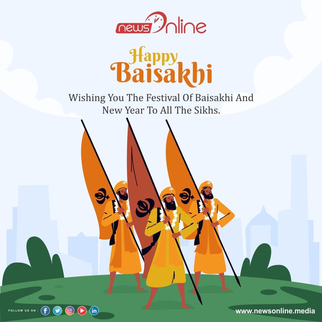 Happy Baisakhi 2021 Posters