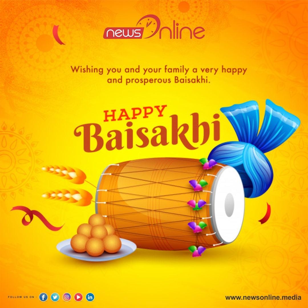 Happy Baisakhi 2021 Whatsapp Status