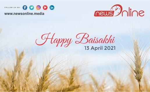 Happy Baisakhi Wishes 2021