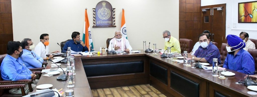 Haryana Cabinet meeting will be held on April 22, 2021 at 11 am in Haryana Civil Secretariat, Chandigarh.