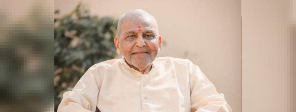 PM condoles the passing away of Geeta Press President, Radheshyam Khemka