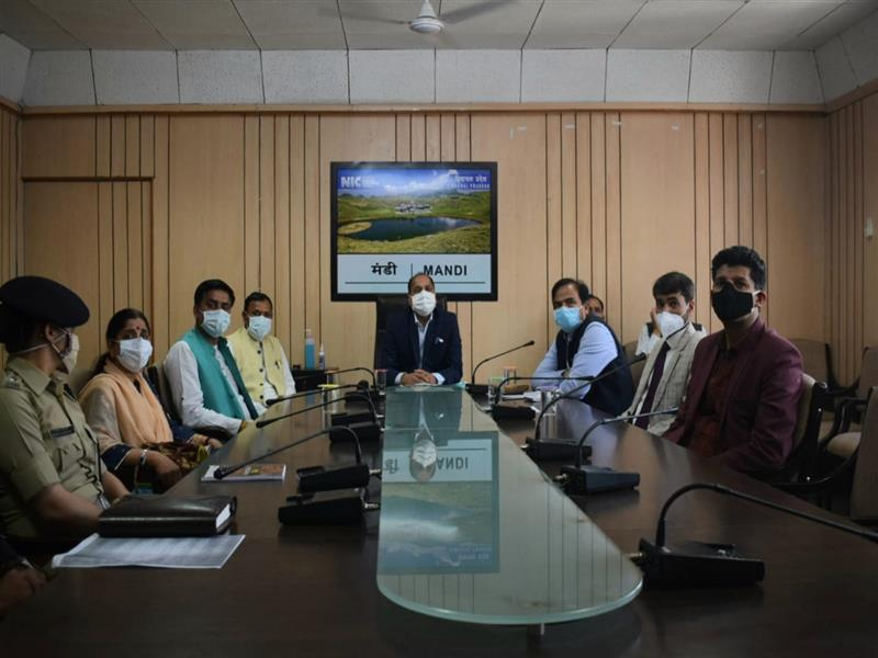 PRI must play a pro-active role in fighting corona pandemic: CM