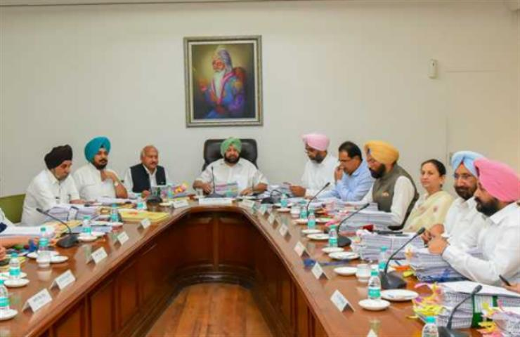 PUNJAB CABINET CLEARS DECKS FOR SETTING UP ENFORCEMENT DIRECTORATE TO CHECK ILLEGAL MINING