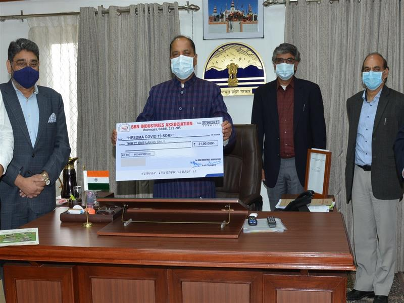 Chief Minister thanked the contributors for this noble gesture and said that such contributions go a long way in motivating the philanthropists and affluent sections of the society