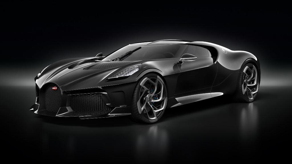 Bugatti La Noire