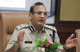 Director General of Police (DGP), Haryana, Sh. Manoj Yadava has expressed grief over the sad demise