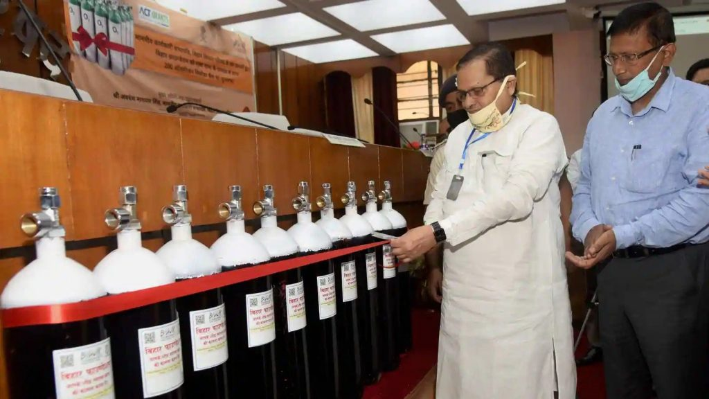 Ensuring uninterrupted electricity and oxygen supply in Hospitals across