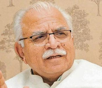 Haryana Chief Minister, Sh. Manohar Lal has given directions to get sanitization done in every village of the state.