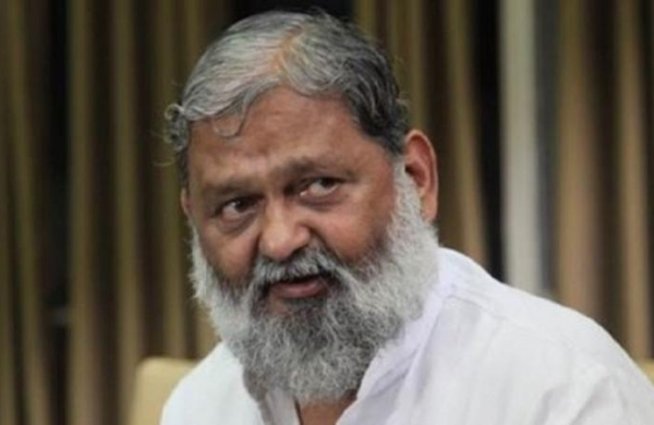 Haryana Medical Education and Research Minister