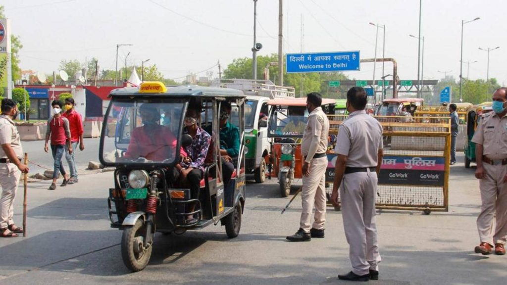 Haryana Police in addition to achieving the primary objective of the lockdown