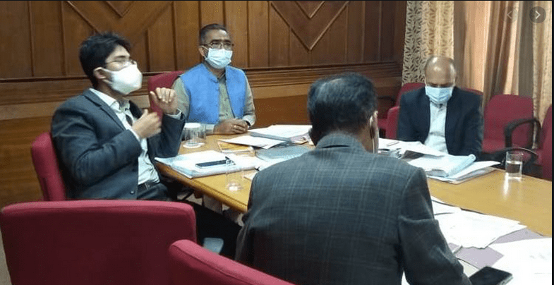 Industries Minister thanked Union Finance Minister for taking proactive steps